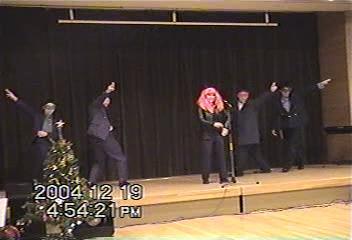 キューティーハニー at クリスマス会